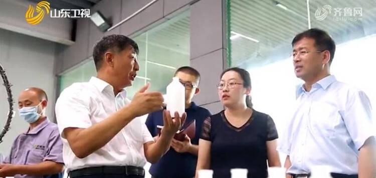 """学史力行 潍坊:创新实施""""服务企业专员""""制度 1.5万名干部包靠企业着力破解发展难题"""