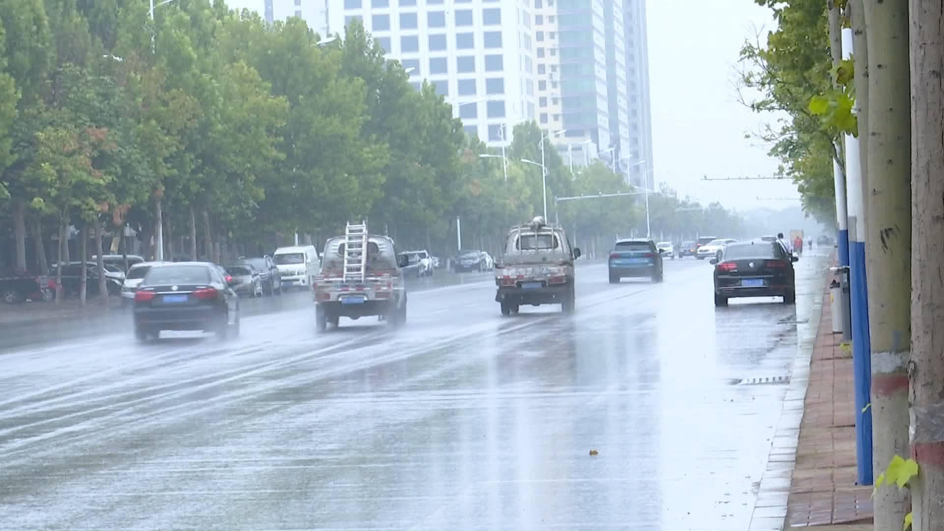 滨州、聊城已开下!今夜起山东多地将有大到暴雨,农业需加强田间管理