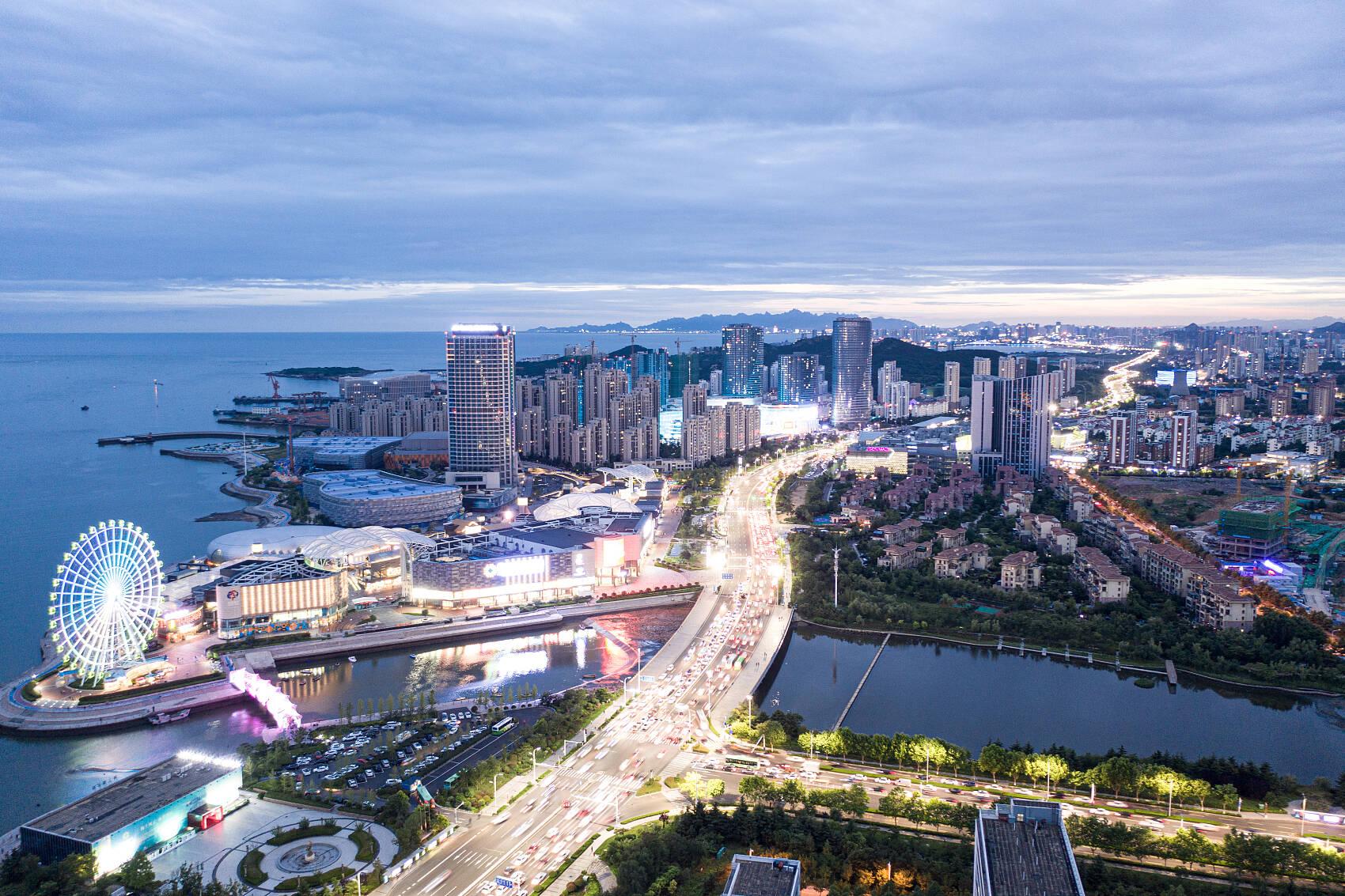 """2021年百强区发布:""""两千亿""""城区大扩容 山东这10个城区上榜"""