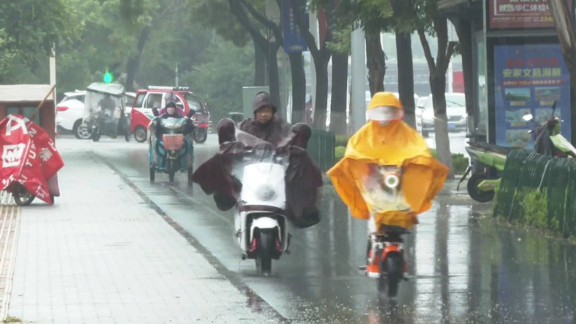 山东22日夜间至23日再迎明显降雨 菏泽、枣庄、济宁南部、临沂南部有大到暴雨局部大暴雨