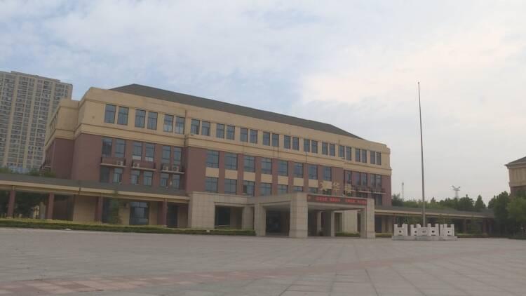 东营区:织牢织密校园疫情防控网 为秋季顺利开学做足准备