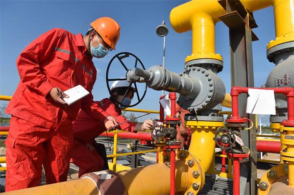 可满足500万户家庭需求 山东首座天然气储气库在东营投运