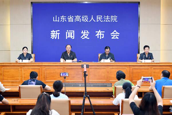权威发布丨知识产权审判二十周年 山东法院共受理98825件知识产权民事一审案