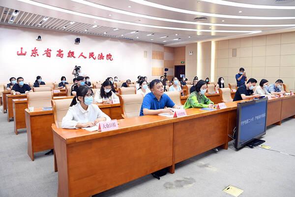 山东法院将开展知识产权裁判文书、先进集体和个人评选活动