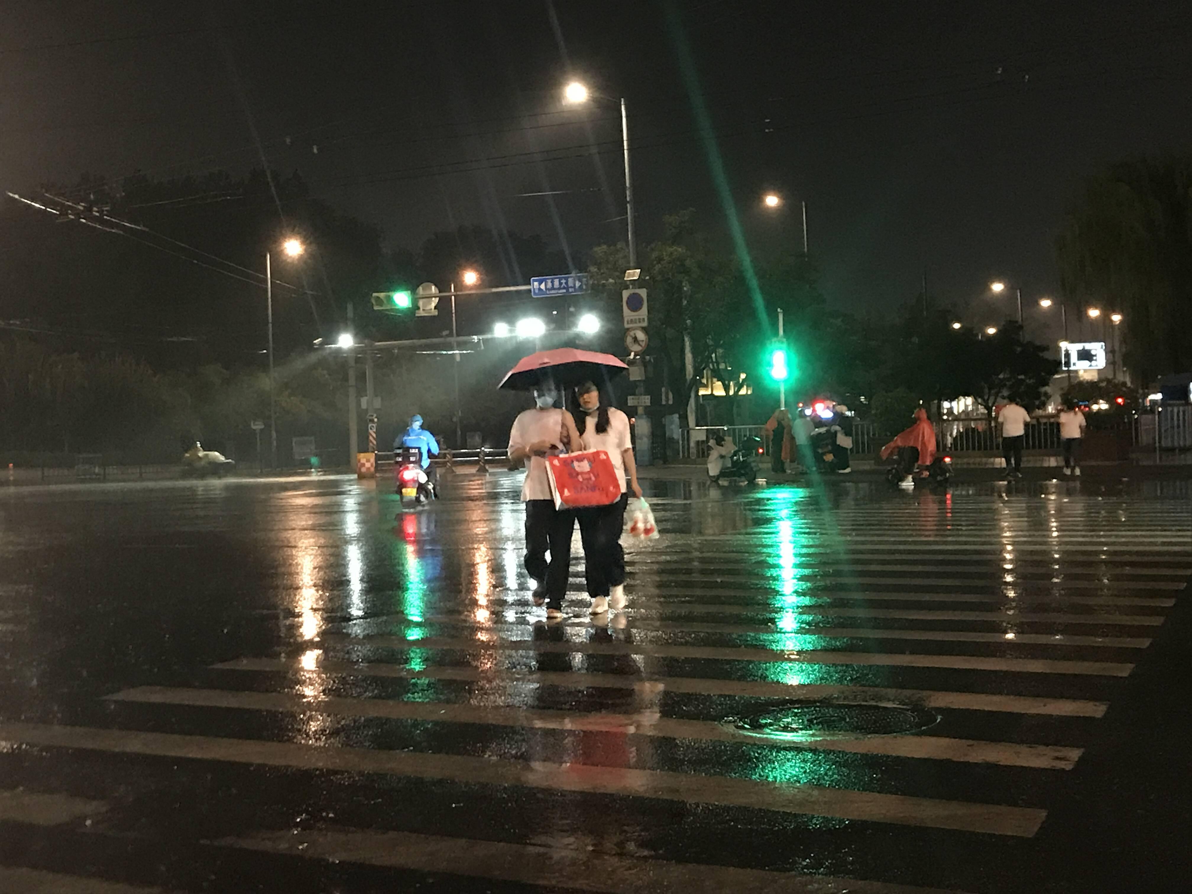菏泽、郓城、东明等局地降下暴雨!鲁中、鲁南今天有大雨局部暴雨或大暴雨