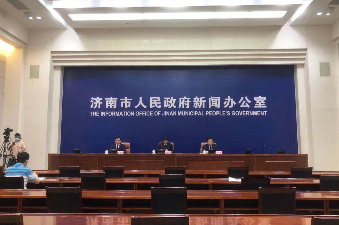 济南:年底前将建成商河通用机场 济滨高铁今年下半年力争开工!