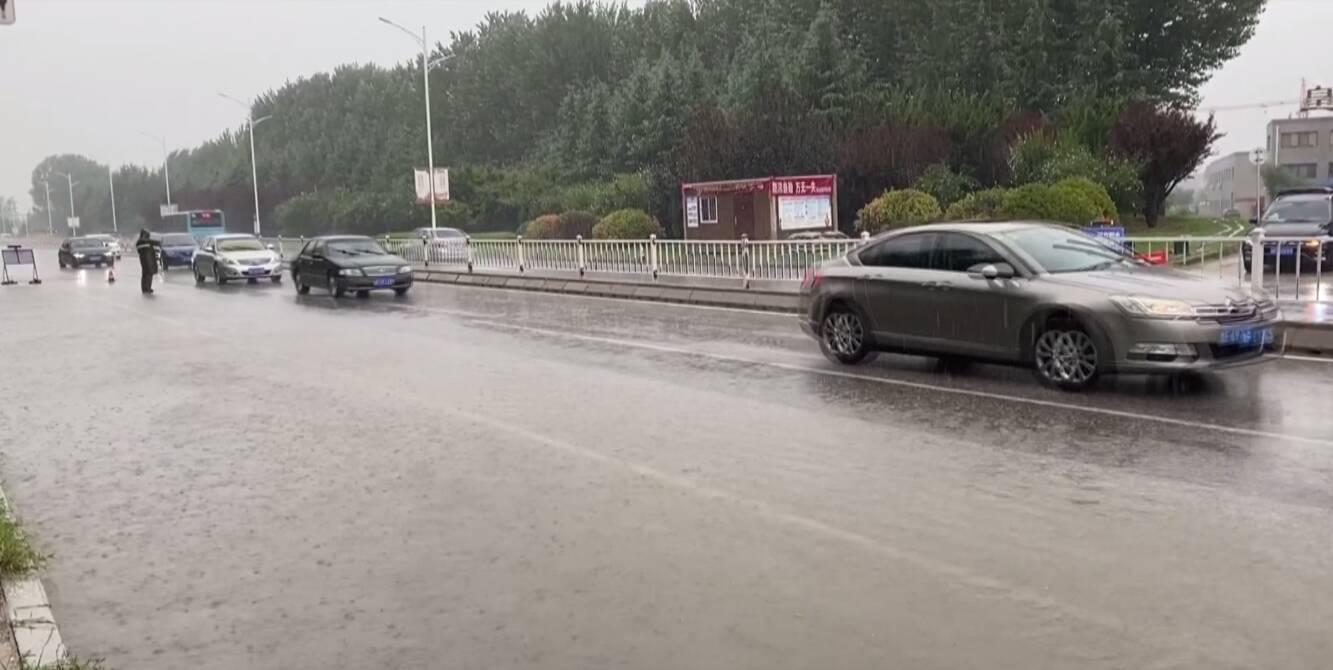 8月31日6时至9月1日6时青烟威降暴雨 鲁南地区今天有小到中雨