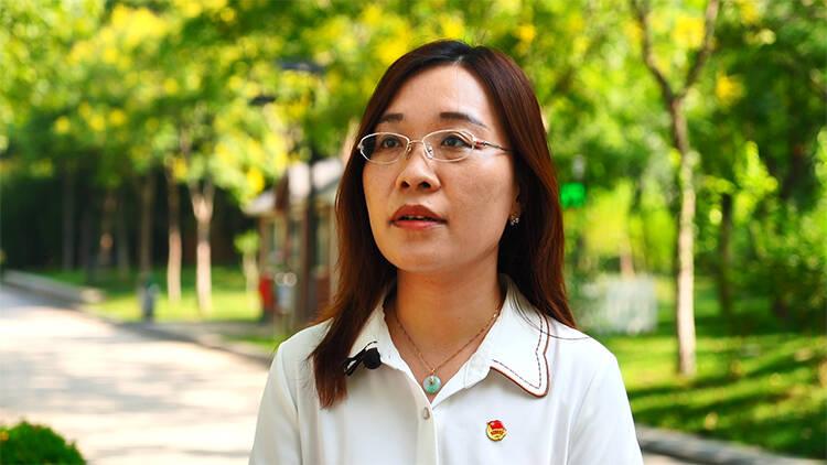 共青团德州市委副书记李颖 :珍惜光阴不负韶华 在学习中带好头在工作中出好力