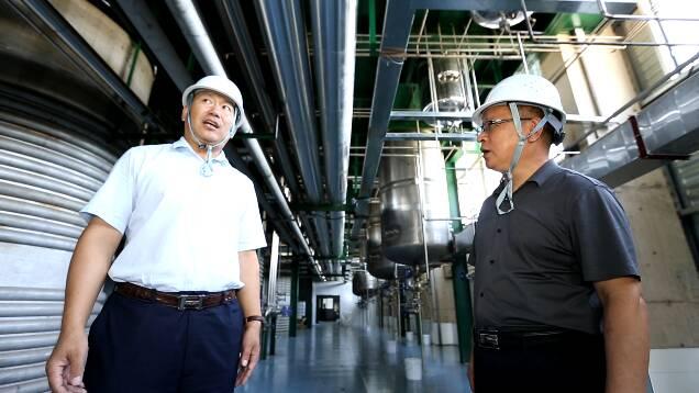潍坊寿光:一次热心服务赢得企业追加投资2.4亿元