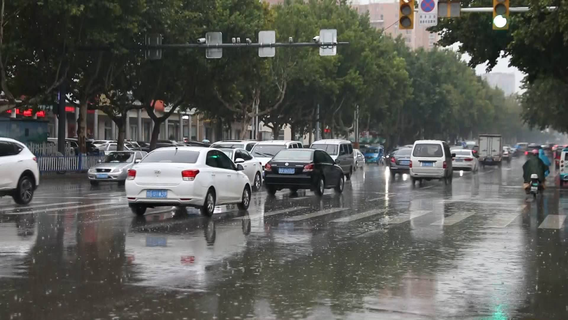 5日6时至6日6时青岛降大雨!山东半岛地区今天天气阴有小雨局部中雨
