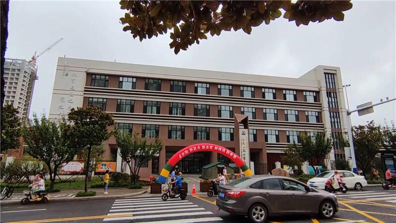 新学期 新校园 新风采 青岛西海岸新区11所新建改扩建学校同时启用