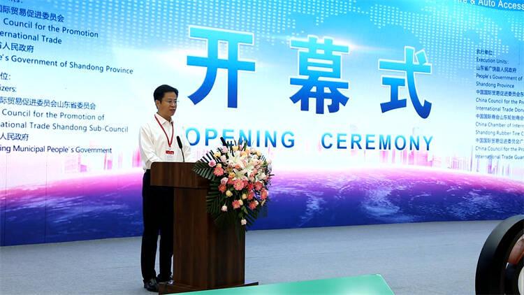 东营广饶轮胎年综合产能达到1.76亿条 占全国1/4