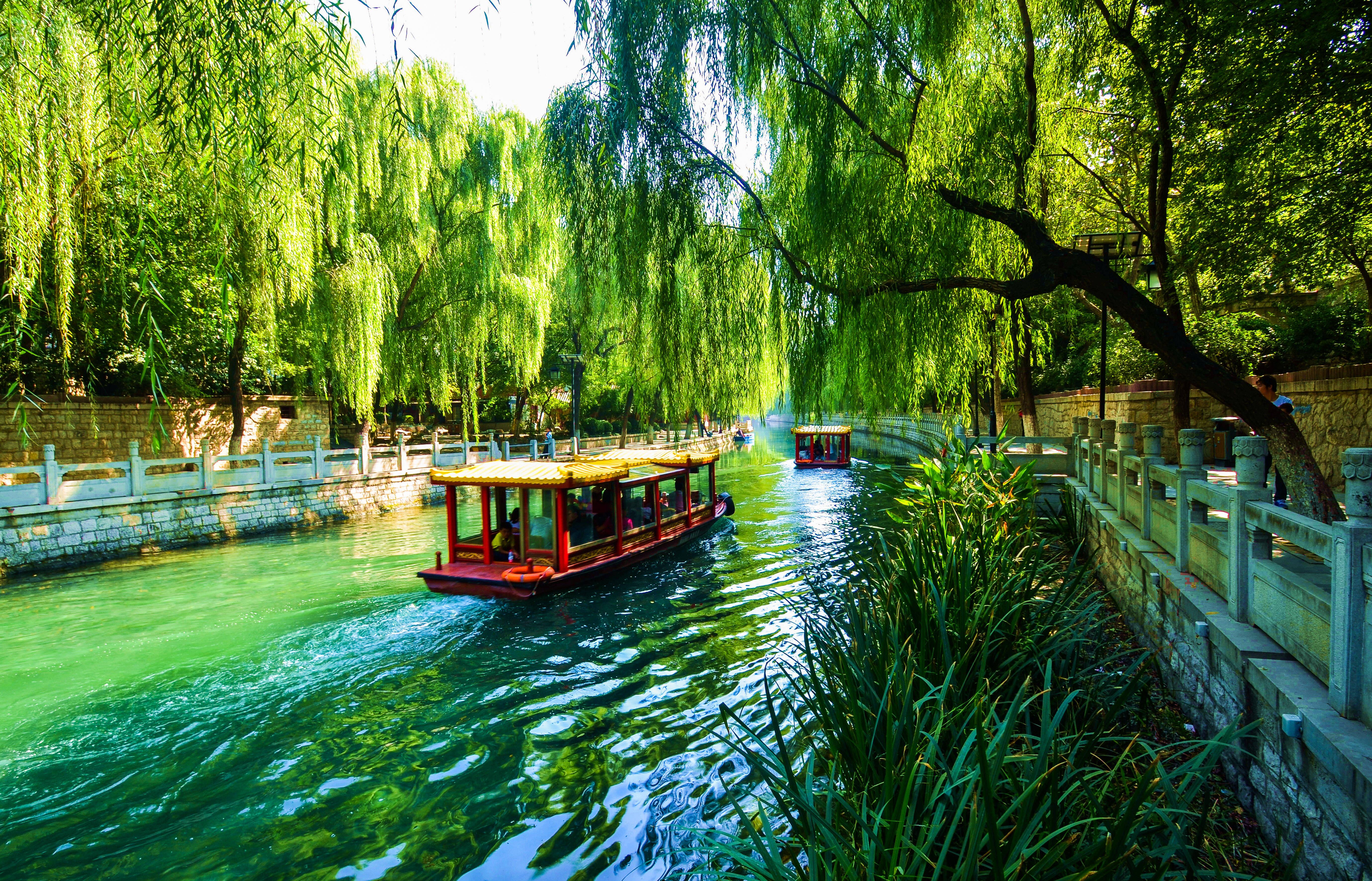 九月泉水欢歌 快踏上这12条济南泉水旅游线路领略泉城之美