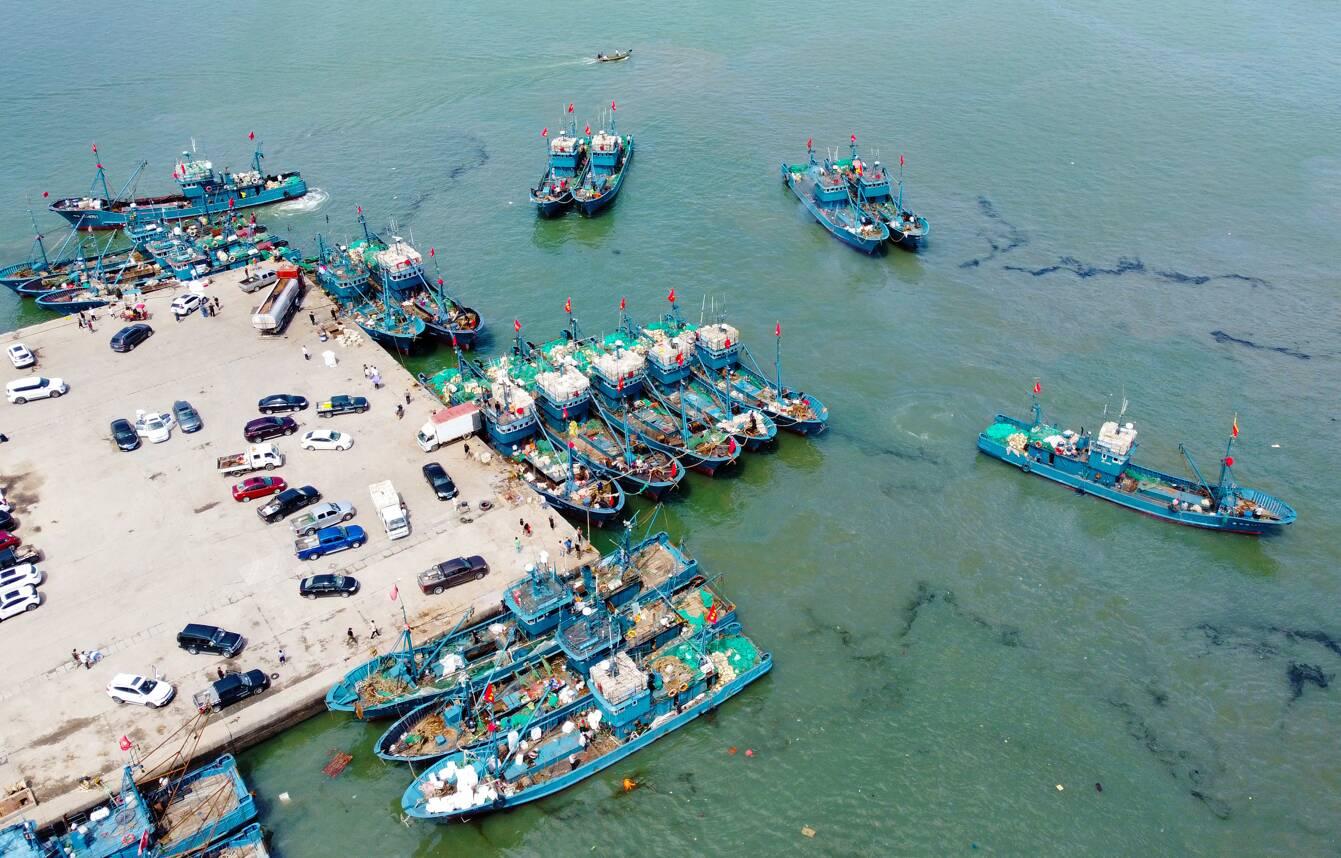 """守护安全航线!山东织密渔业安全生产""""防护网"""""""