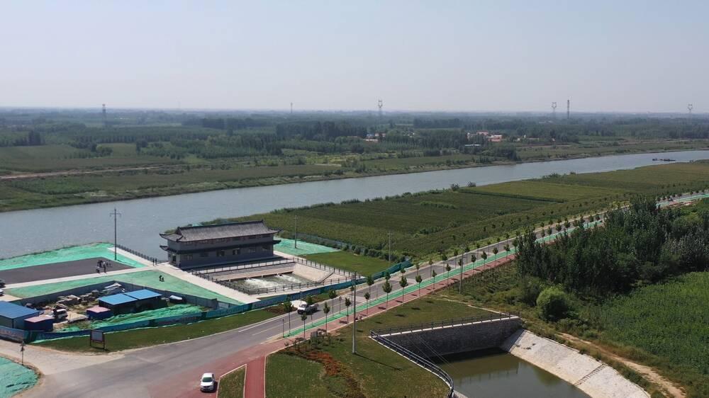 德州打造马颊河沿河植物景观带 推进设施提档、绿化升级、景观优化