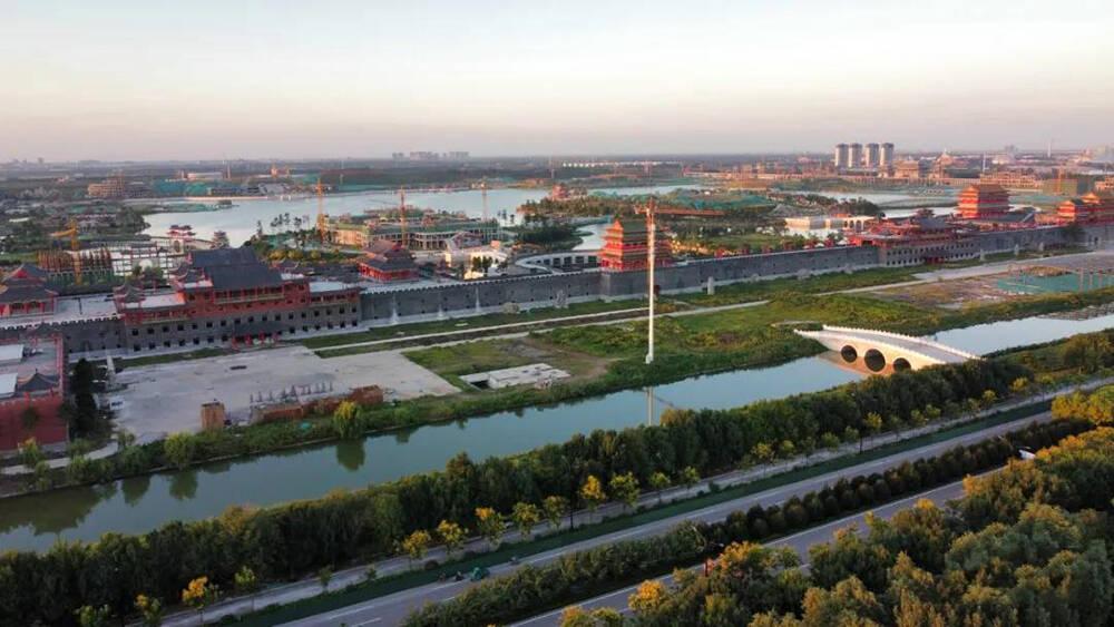 德州齐河将建一所学院!山东文化艺术职业学院新校区项目签约 总投资8.7亿元