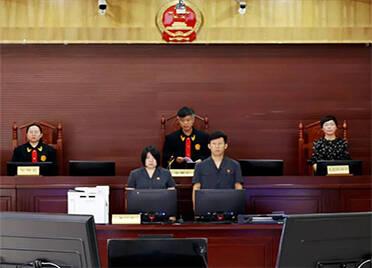 山东金鲁班集团原党委书记、董事长赵传峰等人一审宣判