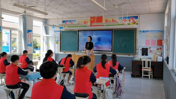 两次查出癌症 潍坊教师胡云娟用执着和信念谱写一曲感人的师者赞歌