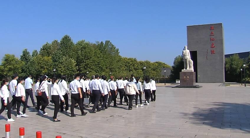 坚定理想信念 金乡教师代表前往王杰纪念馆开展主题学习教育活动