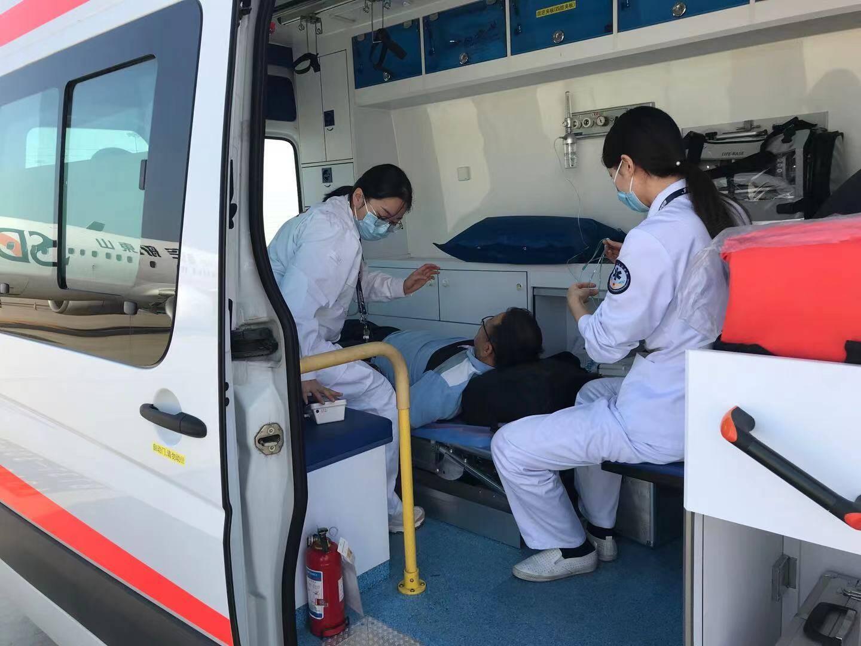 旅客机上突发疾病,山航SC4891航班备降济南救治