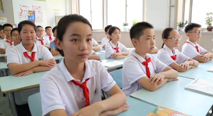 枣庄市实验学校举行第24届全国推广普通话宣传周活动