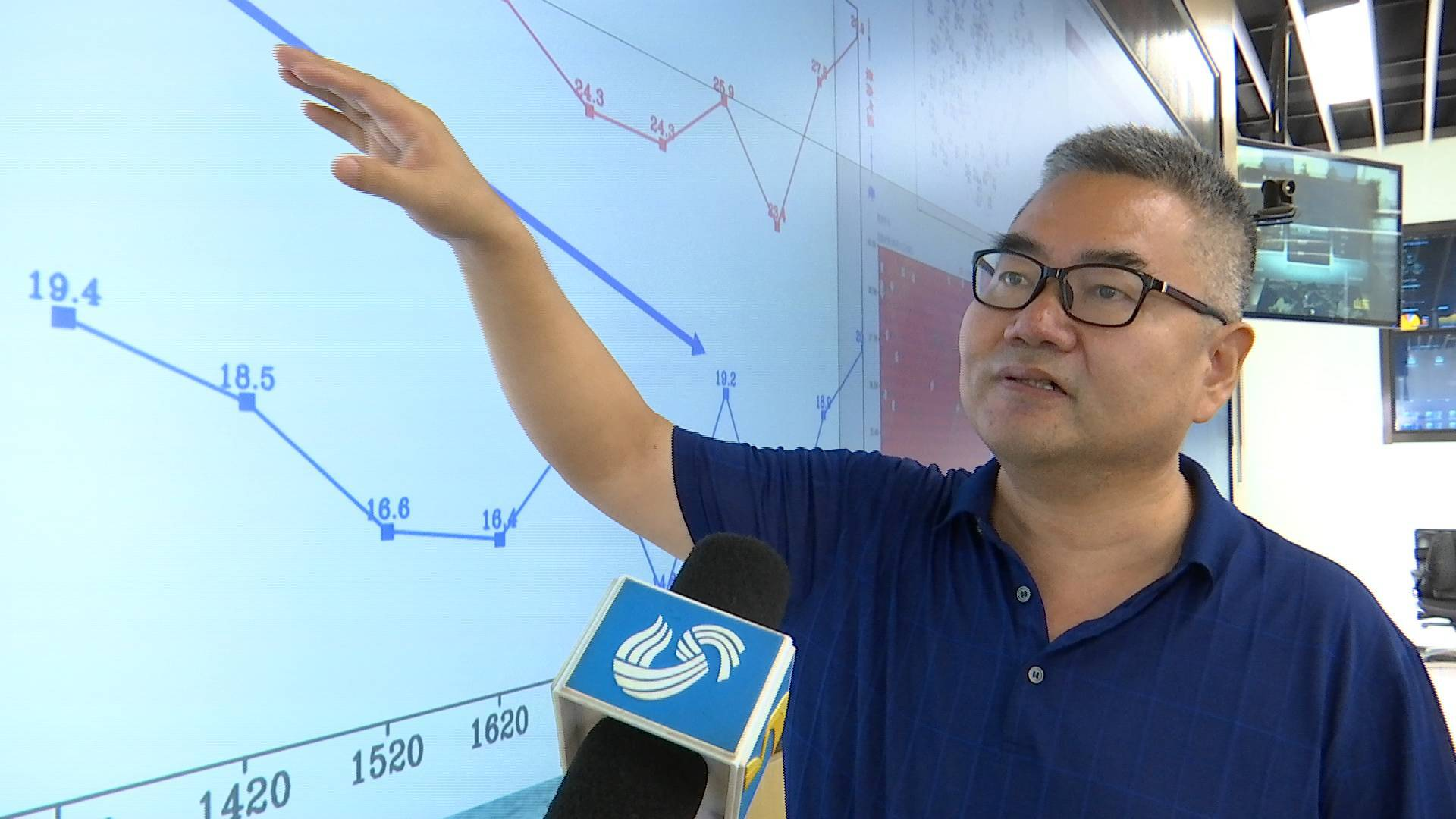 金乡肖云最高温达38.9℃!气象专家:山东最高气温今起下降,中秋节前多凉爽天气