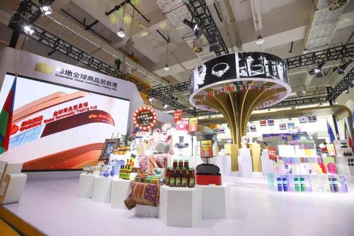 """""""好吃、好用、好玩"""" 第二届中国文旅博览会奏起""""一带一路""""文化交融乐章"""