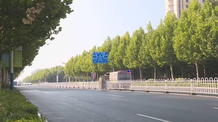 东营区推进精细化保洁 助力文明城市创建