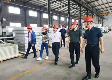 服务企业专员在行动丨潍坊昌邑市科协:发挥职能优势 服务企业发展