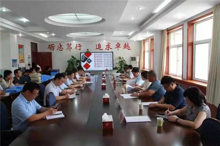 临沂兰山区教体局督导组到临沂三中进行过程性督导评估