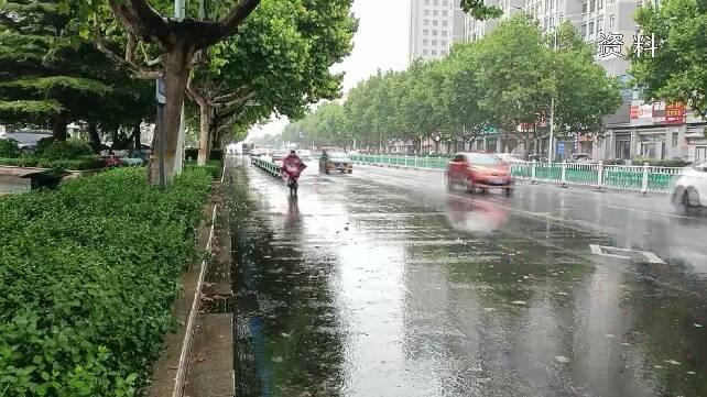 闪电气象吧|潍坊将迎来一次明显降雨天气过程 对中秋假期出行有不利影响