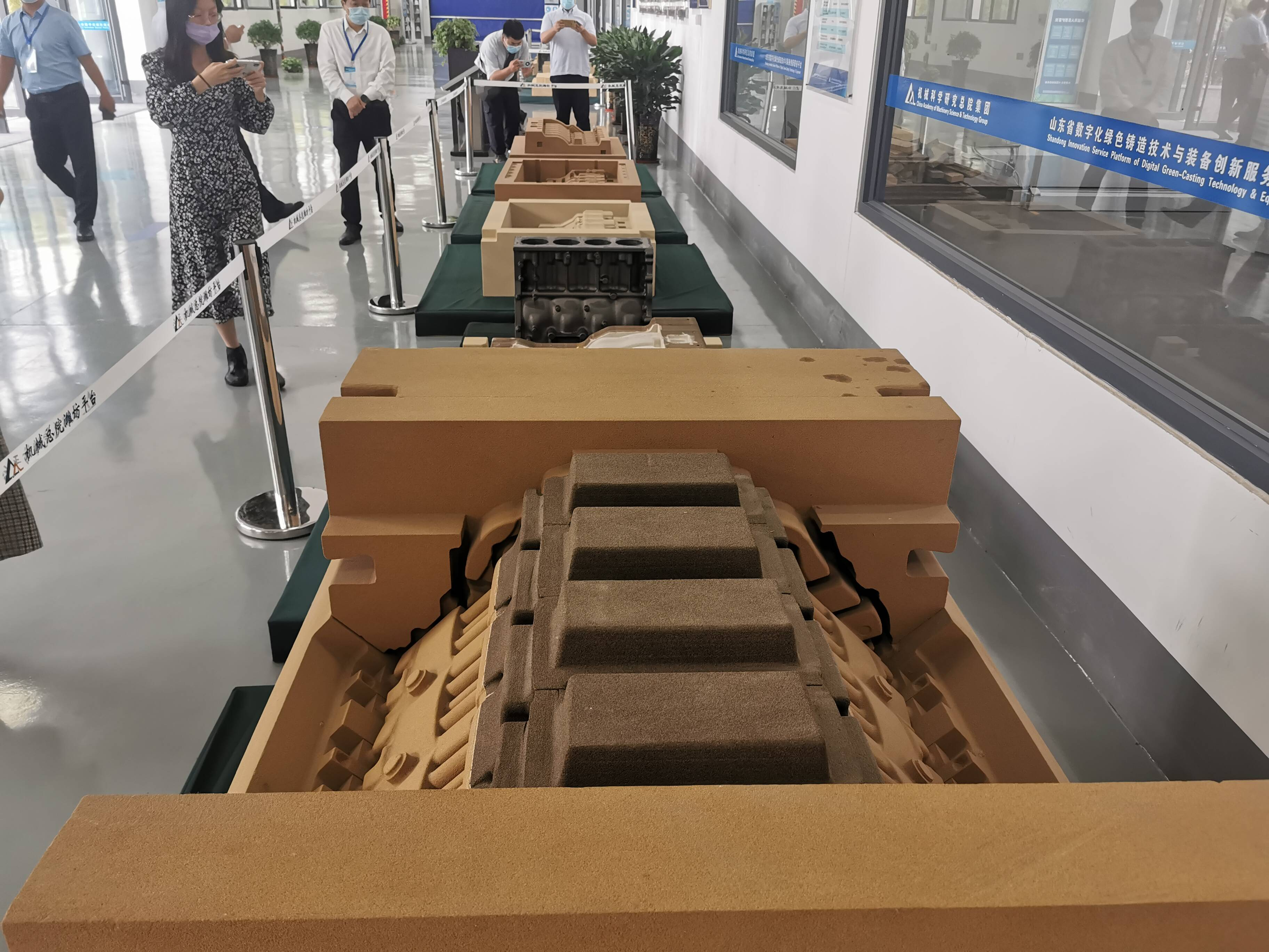 新旧动能转换看潍坊|坊子区:传统铸造业浴火重生 现代化产业集群动力十足