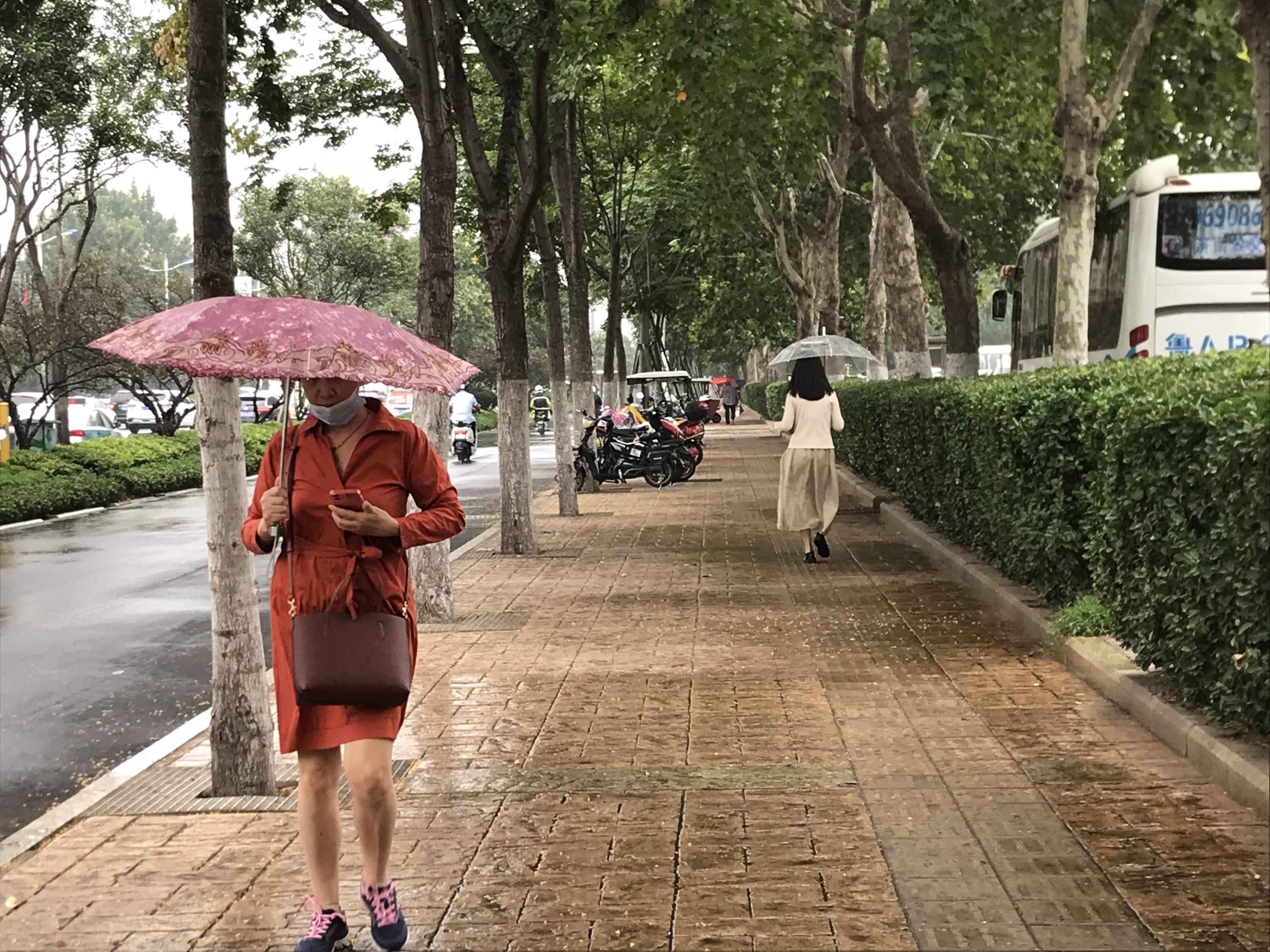 18日0时到19日0时,山东大部分地区降小雨,菏泽、聊城局地监测到暴雨