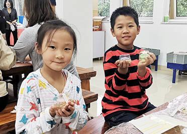 """德州市妇联""""家•课堂""""传统文化传承中秋月饼制作进校园"""