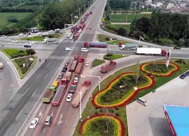 """【山东新闻联播】德州临南镇:创新公路管养模式 """"路长制""""带动路长治"""