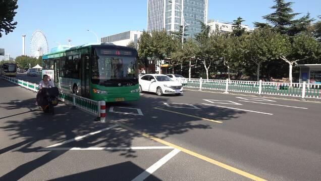 """出行成本""""降""""了、幸福感""""升""""了!潍坊148条公交线路让""""绿色出行""""更便捷"""