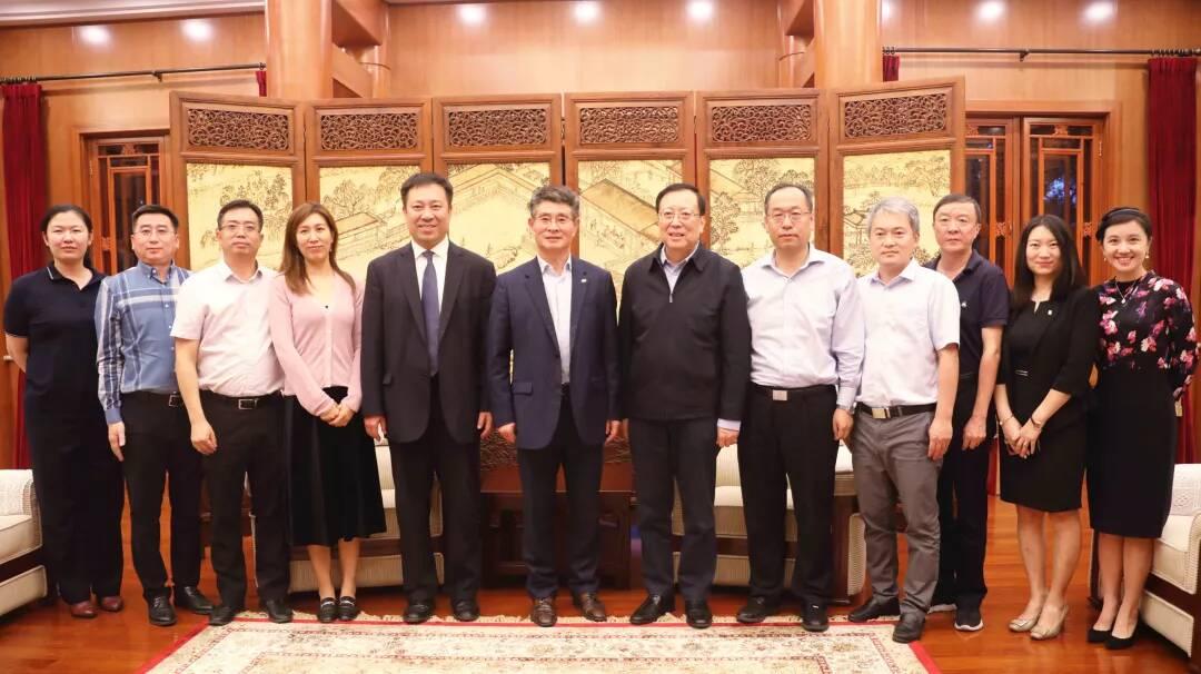合作共赢 联融发展 京博控股集团与北京大学签订合作协议