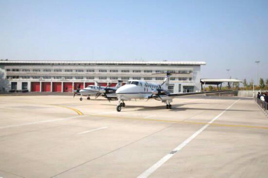山东两通用机场呼号获批 年底可通航运营