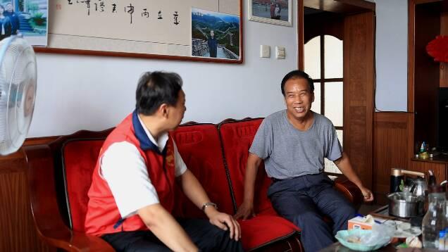 """天然气通了、集中供暖有了!潍坊昌乐打造""""为民协商""""服务品牌 让老小区换新颜"""