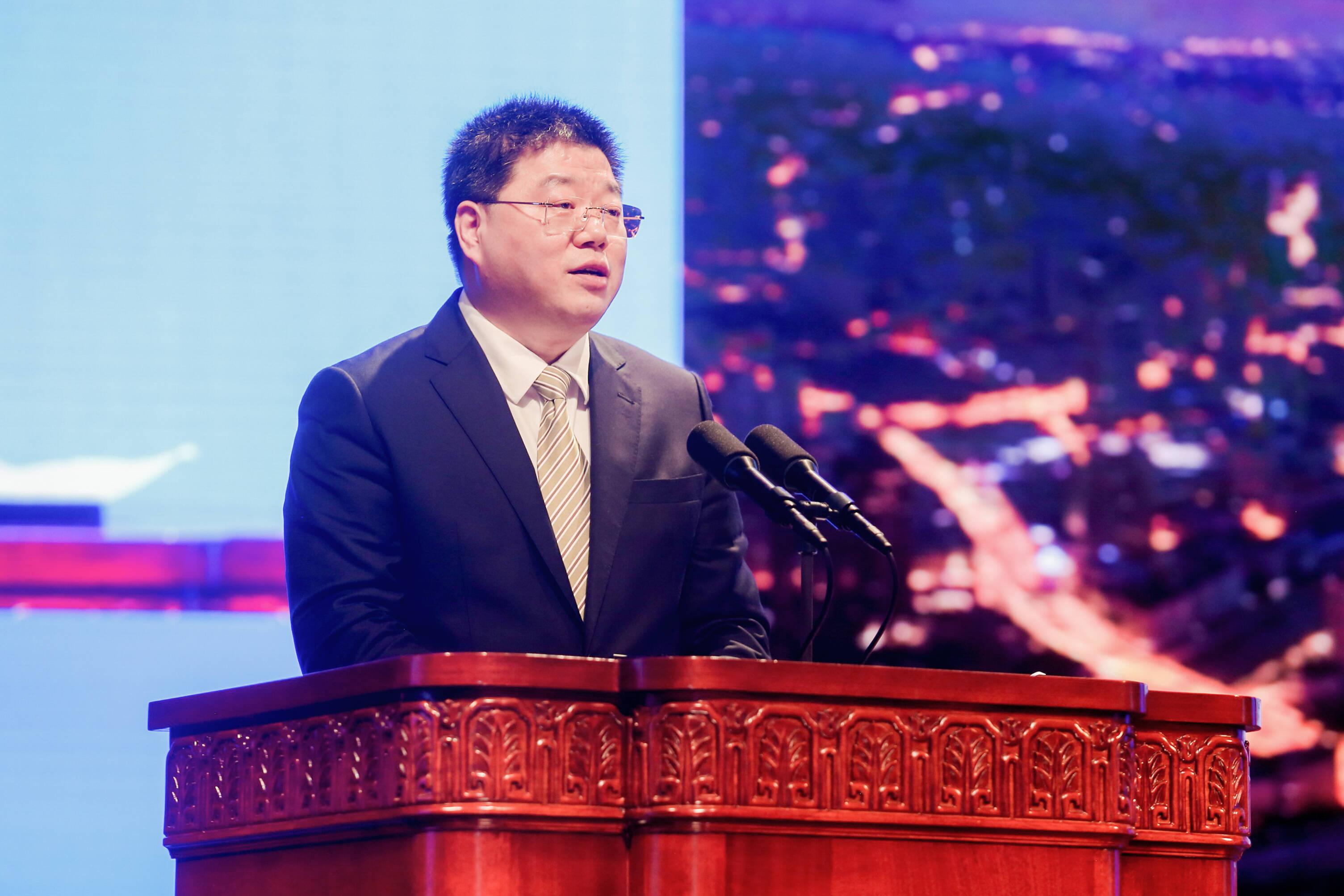 中国民间商会副会长、奥盛集团董事长汤亮:瞄准未来市场,将科技创新落在实处