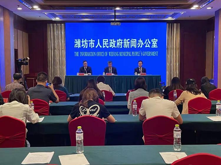 潍坊1-8月份全市城镇新增就业实现6.61万人