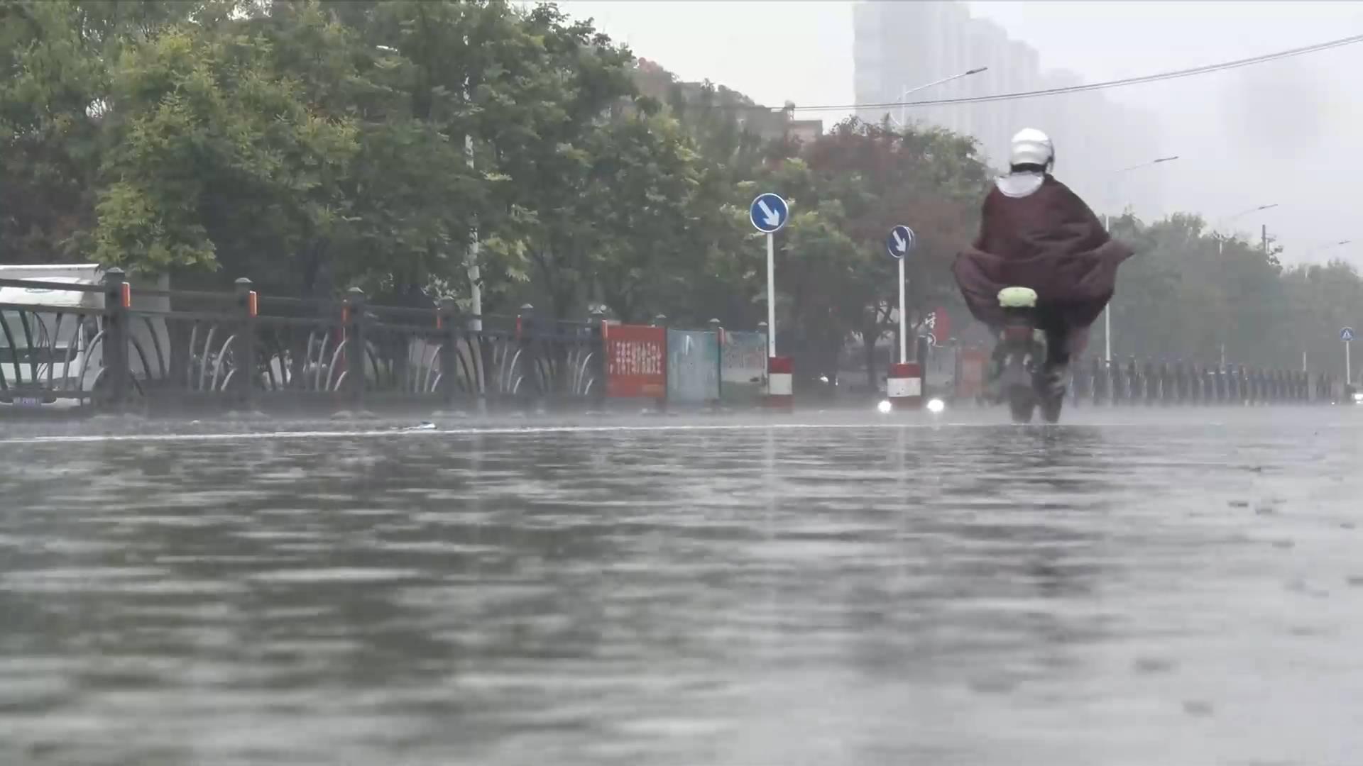 黄色预警!菏泽成武9月24日下午迎来降雨 25日夜间有大到暴雨