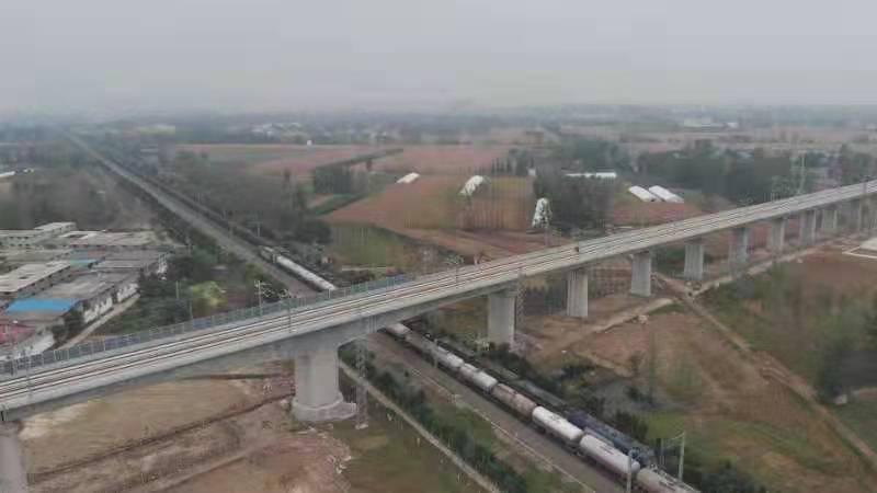 通車倒計時!日蘭(魯南)高鐵曲阜至菏澤至莊寨段開始聯調聯試