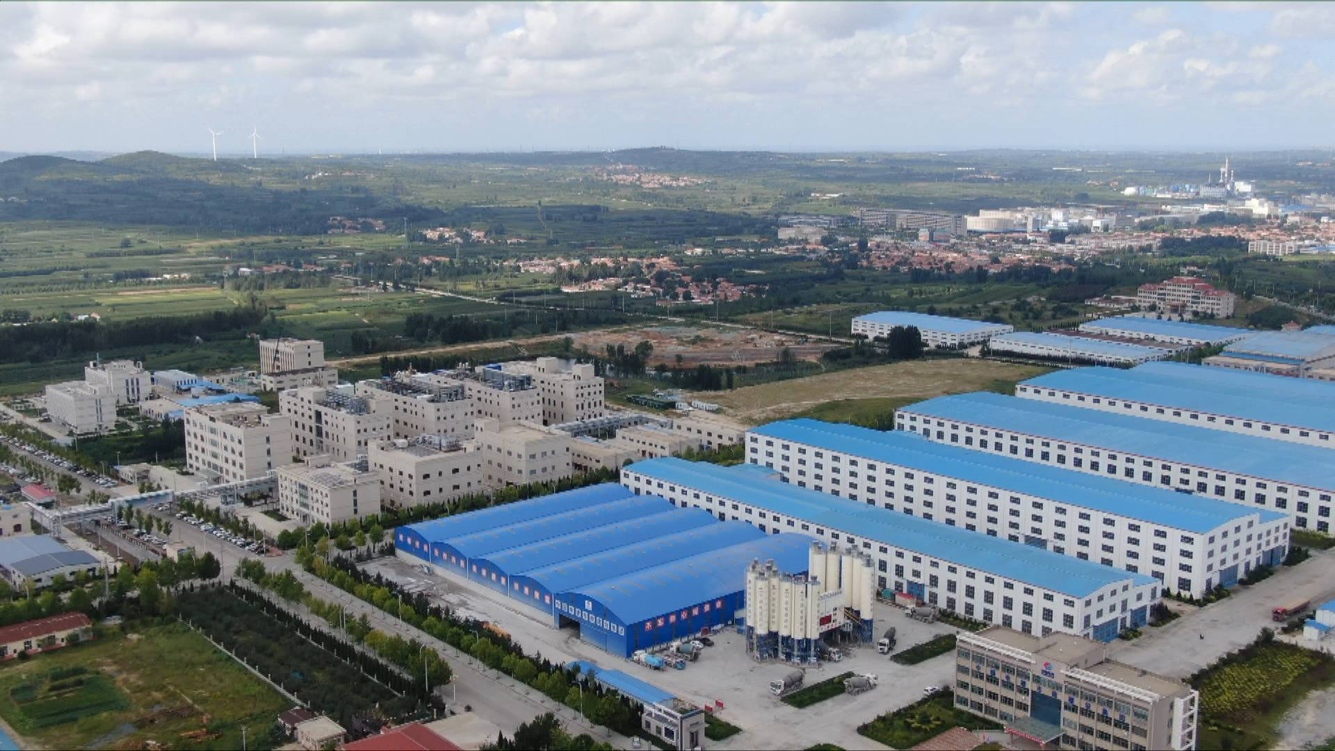 问政追踪丨招远经开区:生物医药产业园将开建蒸汽新项目 未来每年可产40万吨蒸汽