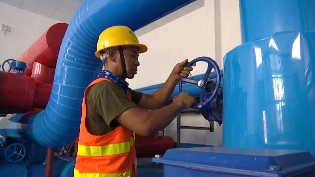 """""""硬招""""保障温暖过冬!潍坊市坊子区对38个小区供热管网改造升级"""