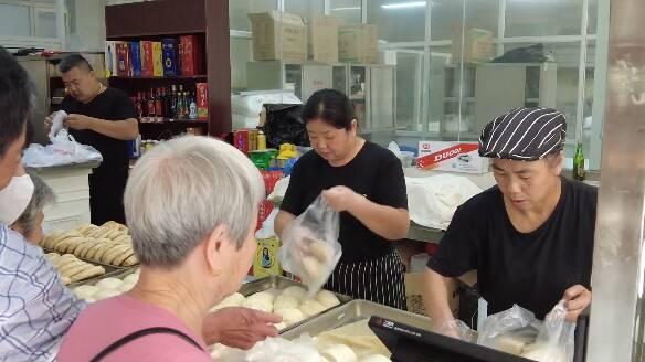 """潍坊:合作社投资120余万元建造助老食堂 400多位老人尝到了""""幸福"""""""