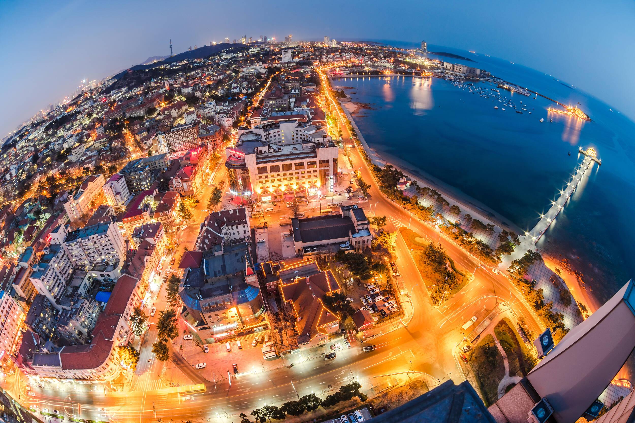 中国红·齐鲁行:向海图强!山东打开海洋强省建设新局面