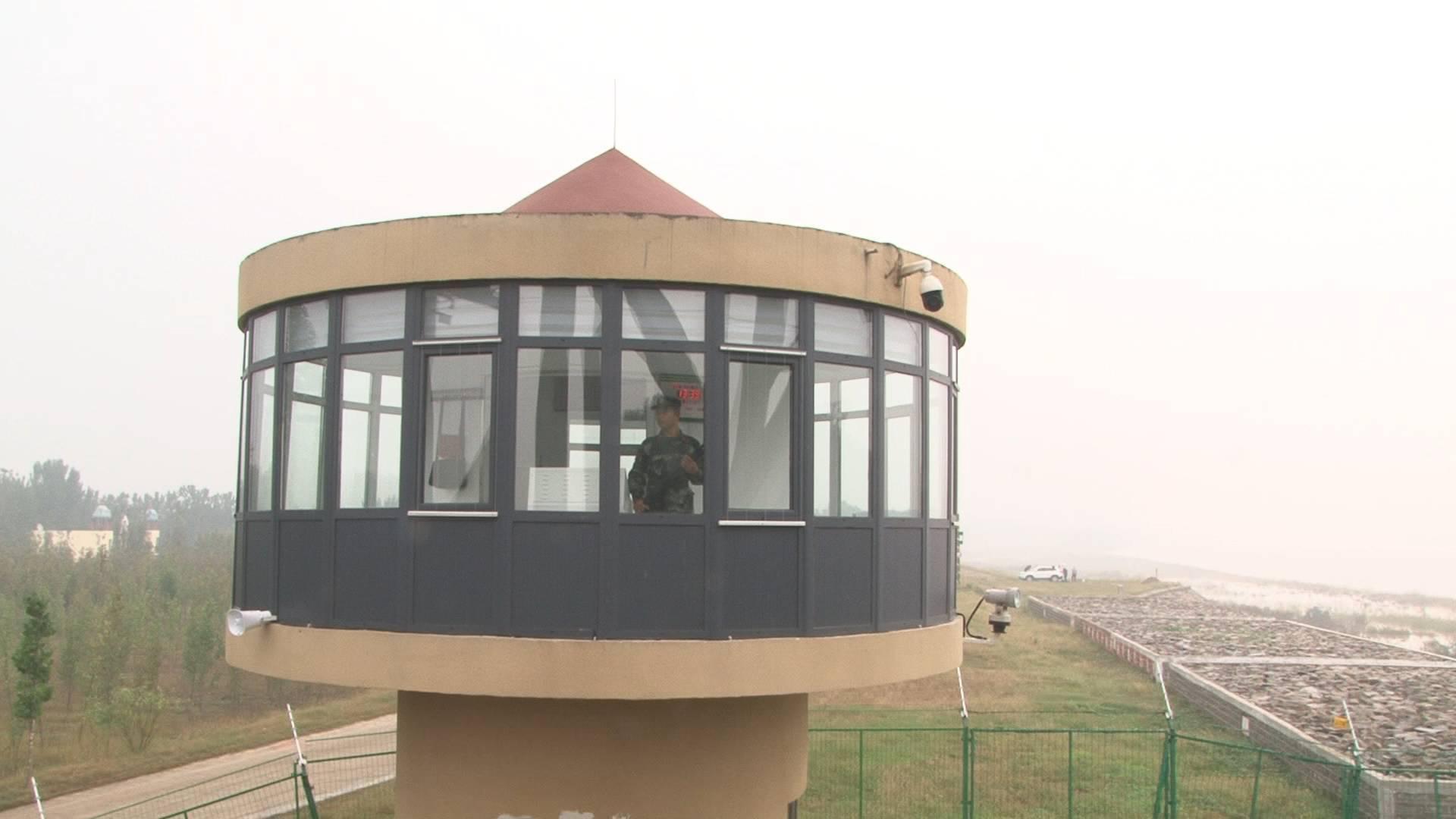 黄河上的守桥兵:忍受超85分贝噪音24小时轮值 这群95后每班岗守护两万多人生命安全