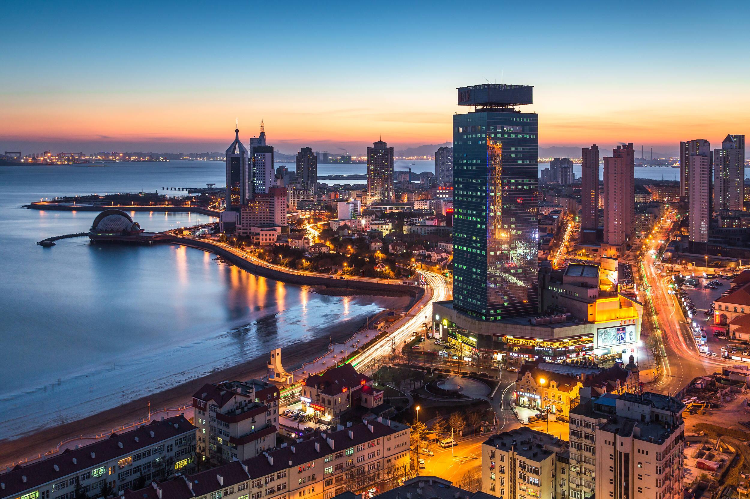 """中国红·齐鲁行丨高质量发展的""""山东之变"""""""