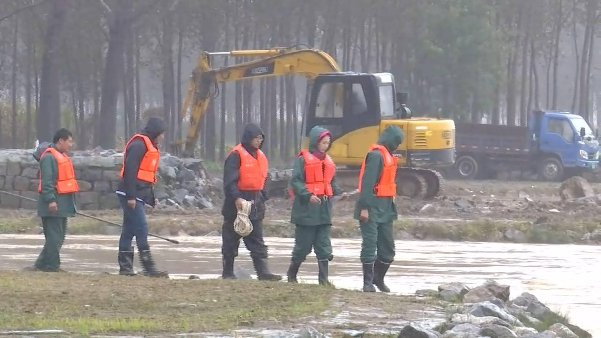 章丘黄河河务部门全员驻扎黄河一线 24小时巡查值守